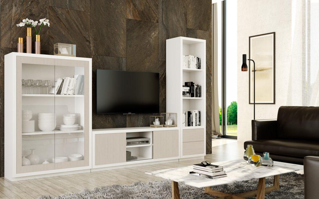 Nuevo catálogo de Muebles de salón en Muebles HRS