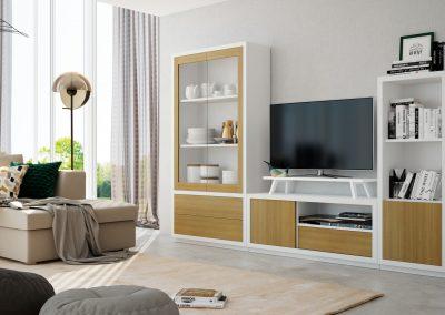 Mueble de salón Tirreno